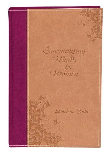 Encouraging Words for Women (Inspirational Library): Sala, Darlene