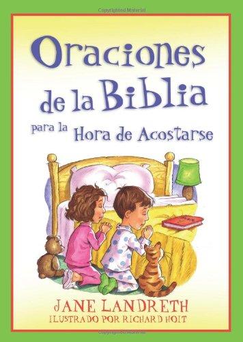 9781616261009: Oraciones de la Biblia Para La Hora De Acostarse (Spanish Edition)