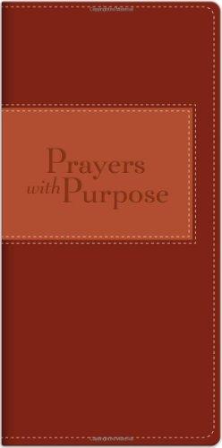 9781616261078: Prayers With Purpose (Power Prayers)