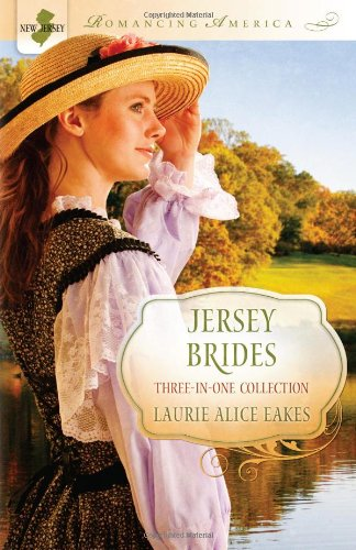 9781616261207: Jersey Brides: The Glassblower / The Heiress / The Newcomer (Romancing America)