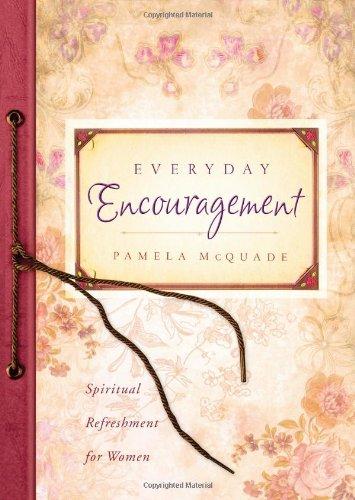 9781616261306: Everyday Encouragement (Spiritual Refreshment for Women)