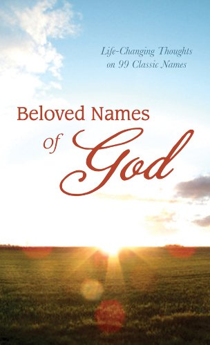 9781616262143: Beloved Names of God: Life-Changing Thoughts on 99 Classic Names (VALUE BOOKS)