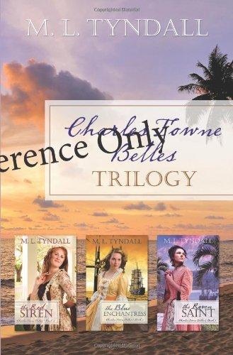 9781616262150: Charles Towne Belles Trilogy