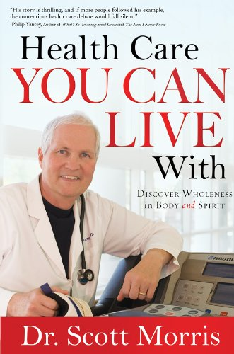 9781616262471: Health Care You Can Live With: Discover Wholeness in Body and Spirit