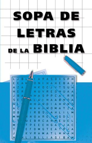 9781616262631: Sopa de Letras de la Biblia: Bible Word Search (Spanish Edition)