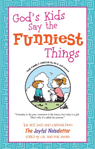 9781616262761: Good Humor: God's Kids Say The Funniest Things