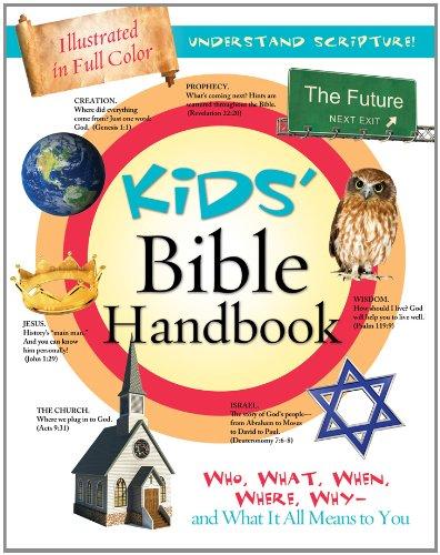 9781616263423: Kids' Bible Handbook (Kids' Guide to the Bible)
