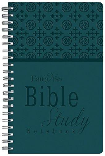 9781616263522: Faithnotes: Bible Study Notebook