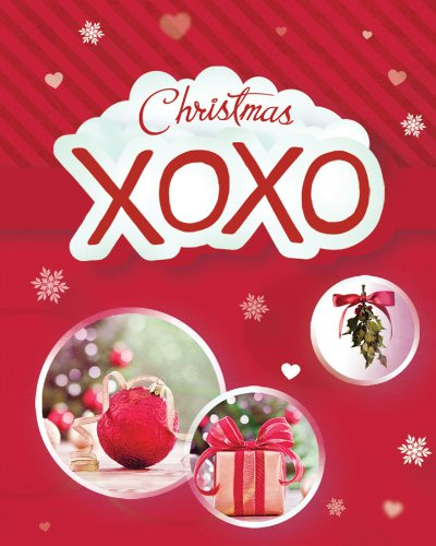 Christmas XOXO (Mini Inspirations)