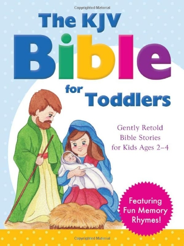 9781616264611: THE KJV BIBLE FOR TODDLERS