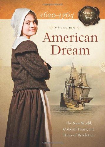 9781616264628: AMERICAN DREAM (Sisters in Time)