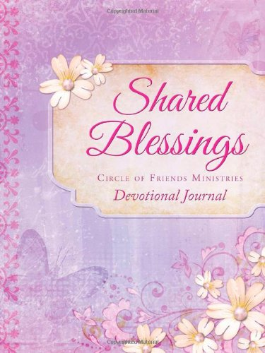 9781616265144: Devotional Journal: Shared Blessings: Inspiration for a Woman's Heart