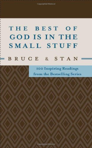 9781616265175: THE BEST OF GOD IS IN THE SMALL STUFF