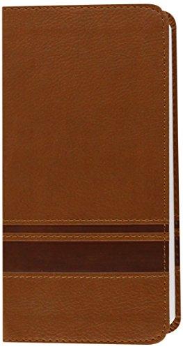 9781616265236: Holy Bible: King James Version DiCarta Brown Vest Pocket Bible (King James Bible)