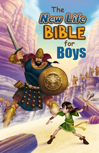 9781616265243: The New Life Bible For Boys