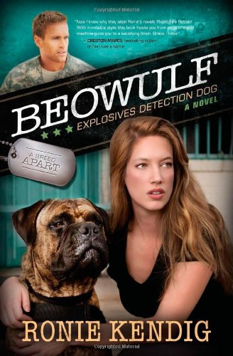 9781616266394: Beowulf: Explosives Detection Dog (A Breed Apart)