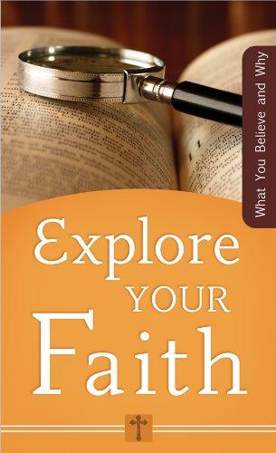 EXPLORE YOUR FAITH (VALUE BOOKS)