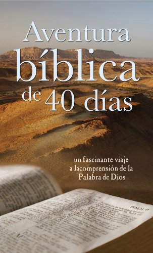 AVENTURA BÍBLICA DE 40 DÍAS (Spanish Edition) (1616267038) by Christopher D. Hudson