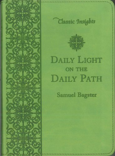 9781616267759: DAILY LIGHT ON THE DAILY PATH (Classic Insights)