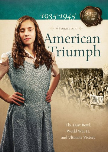 9781616268244: AMERICAN TRIUMPH (Sisters in Time)