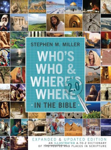 9781616268633: Who's Who And Where's Where In The Bible 2.0