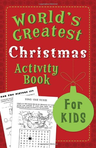 9781616268657: THE WORLD'S GREATEST CHRISTMAS ACTIVITY BOOK FOR KIDS