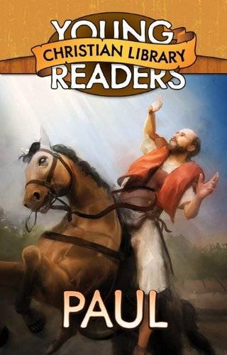 9781616269043: Paul (Young Readers' Christian Library)