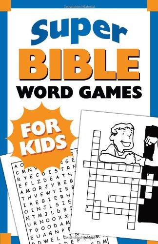 9781616269531: SUPER BIBLE WORD GAMES FOR KIDS (Inspirational Book Bargains)