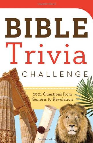 9781616269609: BIBLE TRIVIA CHALLENGE (Inspirational Book Bargains)