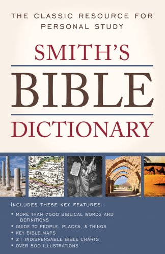 9781616269685: SMITH'S BIBLE DICTIONARY (Inspirational Book Bargains)