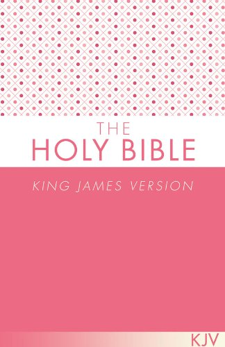9781616269944: THE HOLY BIBLE KJV [PINK]