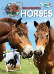 9781616280482: 3d Snapshots Horses
