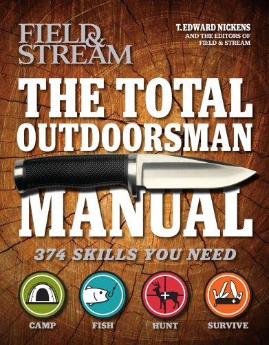 9781616281786: The Total Outdoorsman HC