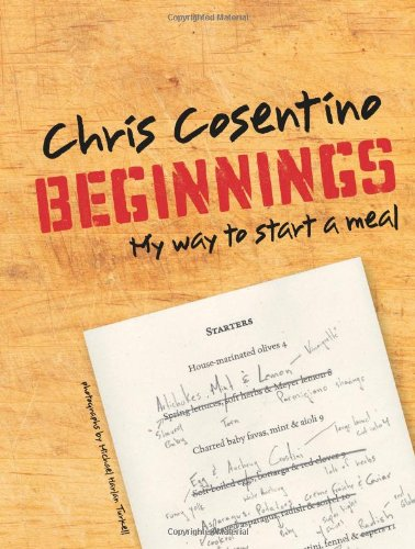 9781616282943: Beginnings: My Way To Start a Meal