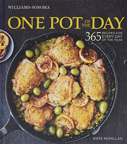 9781616284336: One Pot of the Day (Williams-Sonoma): 365 recipes for every day of the year