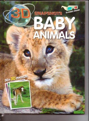 9781616284466: Baby Animals 3D Snapshots