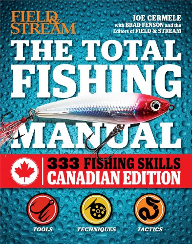 9781616287146: The Total Fishing Manual (Canadian edition): 317 Essential Fishing Skills