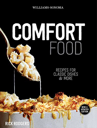 9781616288266: Comfort Food (Williams-Sonoma): Recipes for Classic Dishes & More