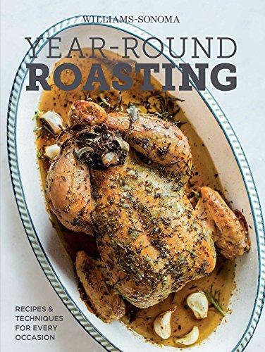 Year-Round Roasting (Hardcover): Melanie Barnard