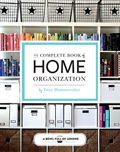 9781616289577: The Complete Book of Home Organization