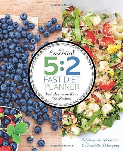 5:2 Lifestyle: More Than 100 Recipes Plus 4 Weeks of Menu Plans: de Montalier, Delphine; Debeugny, ...
