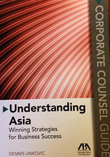 9781616328054: Understanding Asia: Winning Strategies for Business Success