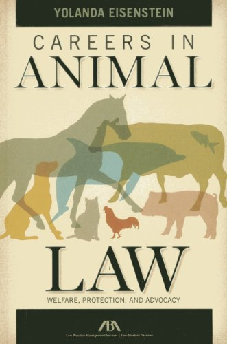 9781616329617: Careers in Animal Law: Welfare, Protection, and Advocacy