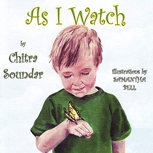 As I Watch: Chitra Soundar