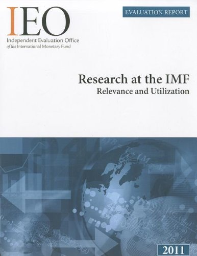 9781616351540: Research At The IMF: Relevance And Utilization (Evaluation Report)