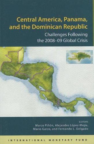 9781616353780: Central America, Panama, And The Dominican Republic: Challenges Following The 2008-09 Global Crisis