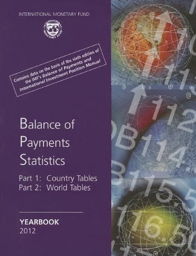 Balance of Payments Statistics Yearbook 2012: Part 1: Country Tables / Part 2: World and ...