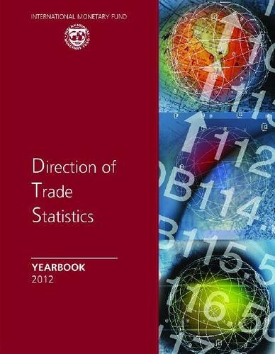 9781616354046: Direction of Trade Statistics Yearbook 2012