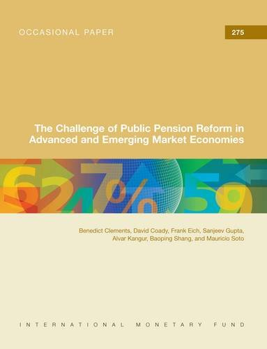 9781616354138: Challenge Of Public Pension Reforms In Advanced And Emerging Economies: IMF Occasional Paper #275 (Occasional Papers)