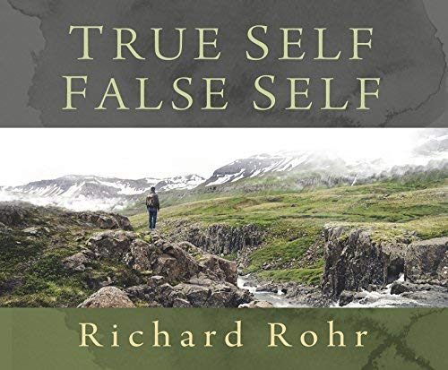 "True Self/False Self 9781616360924 Franciscan priest Richard Rohr, feels that there is no more challenging spiritual issue than the ""problem of the self.  Most of contemporary spiritual teaching, he believes, is still trying to inspire and fortify the private self, the autonomous  I.  Even much church work is trying to evangelize and sacramentalize what many would call  the false self.  Basic transformation is not expected, but merely a new set of beliefs and practices or loyal membership in a new group. This only confirms the disguise of the ego, but does not truly offer a  new creation.  Both the individual and society remain largely unchanged. Rohr suggests that until the false assumptions of Western individualism are clearly faced and experienced by religious believers (and they are the only ones fully prepared to face it), there will be no real breakthroughs for Christianity or any religion. He makes reference to the work of Ken Wilbur, Thomas Merton, Eckhart Tolle, the mystical tradition especially of Julian of Norwich, and the new paradigms offered by quantum physics. In a presentation that embraces the challenge, inspiration, and the genuine hope that is offered by the Gospel of Jesus, Richard illustrates the implications of transformation both for individuals and for society at large."